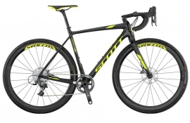 Scott Addict CX 10 disc (2017)